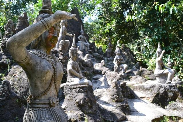 Namtok Tar Nim & Magic Garden