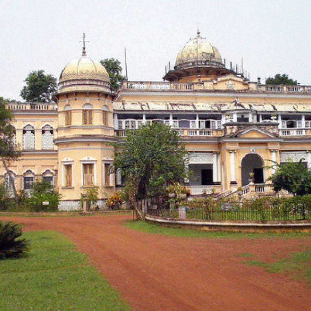 Jhargram Raj Palace