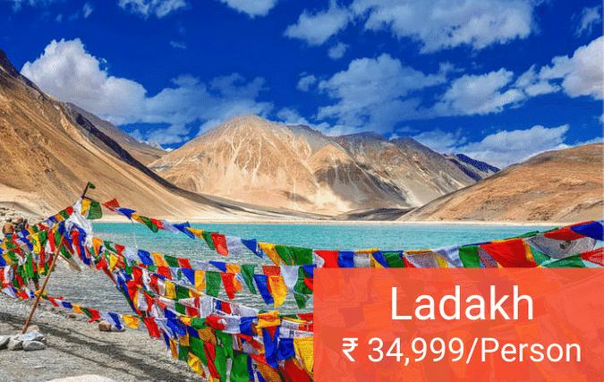 Ladakh Offer